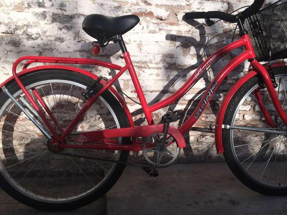 Bicleta de Paseo - Mujer