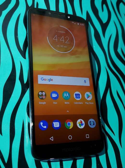 Motorola Moto E5 Plus Black