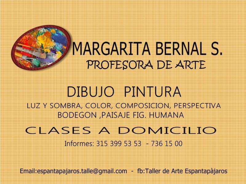 CLASES DE PINTURA Y DIBUJO
