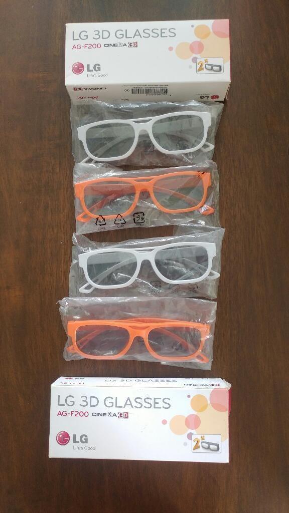 Gafas 3d. Ag-f200 Lg