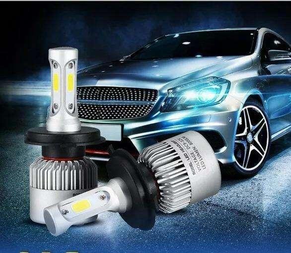Bombillos y Luces LED para Carros faros y exploradoras