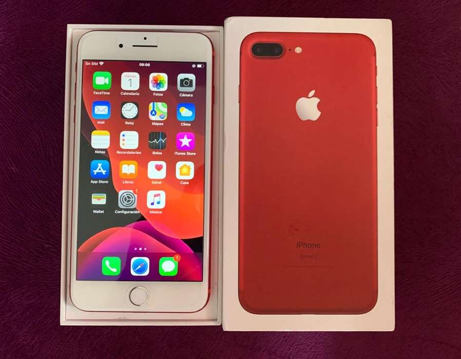 iPhone 7 Plus Red Edition 128Gb