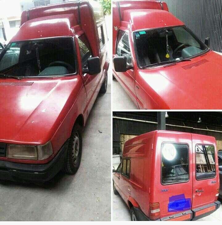 Vendo Fiorino modelo 2001 diesel 17 titular MOTOR EXCELENTE MZA