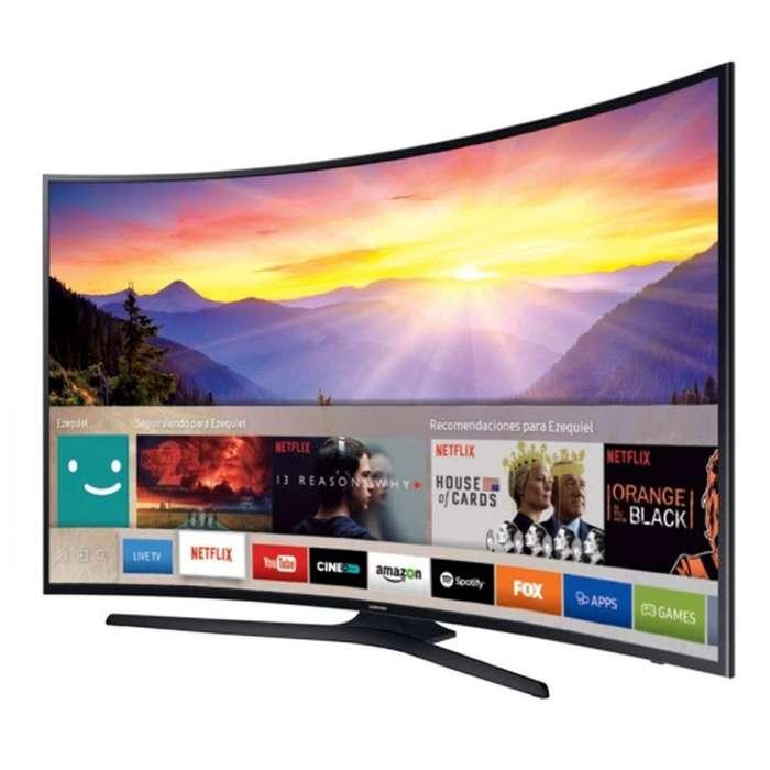 Tv 65 pulgadas 4K UHD (2160p), SMAR TV, CURVO