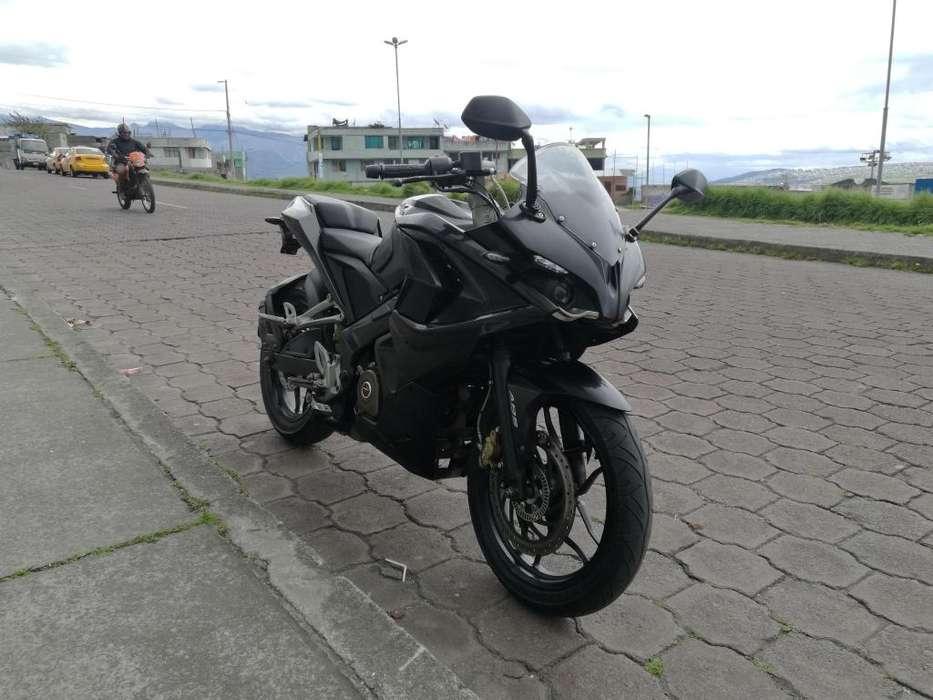 Pulsar 200 RS Flamante como <strong>nueva</strong>