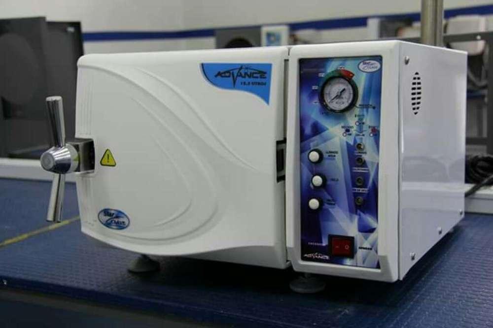 Autoclave 12.5 Litros Fabricantes Direct