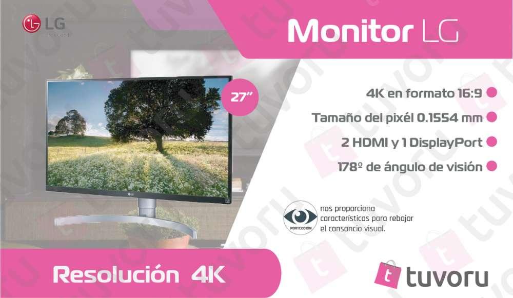 """Monitor 4K LG 27"""" 27UK650W"""