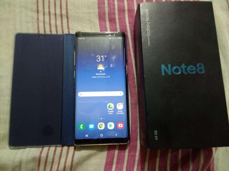 Galaxy Note 8 Excelentes Condiciones