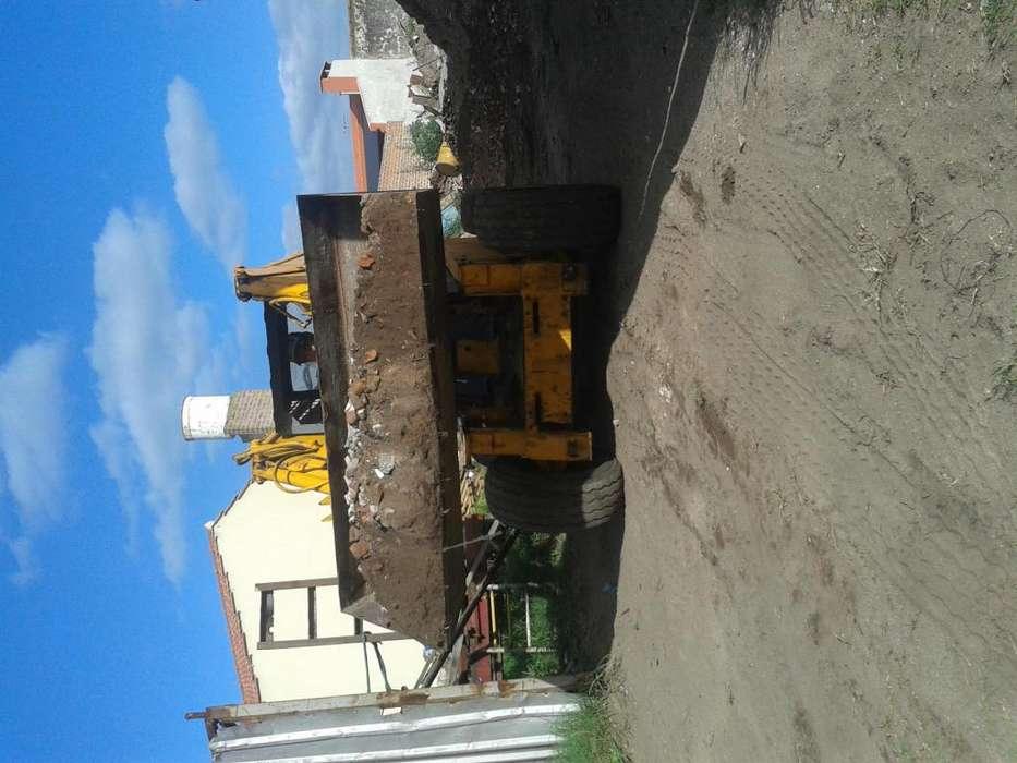picadora de escombro
