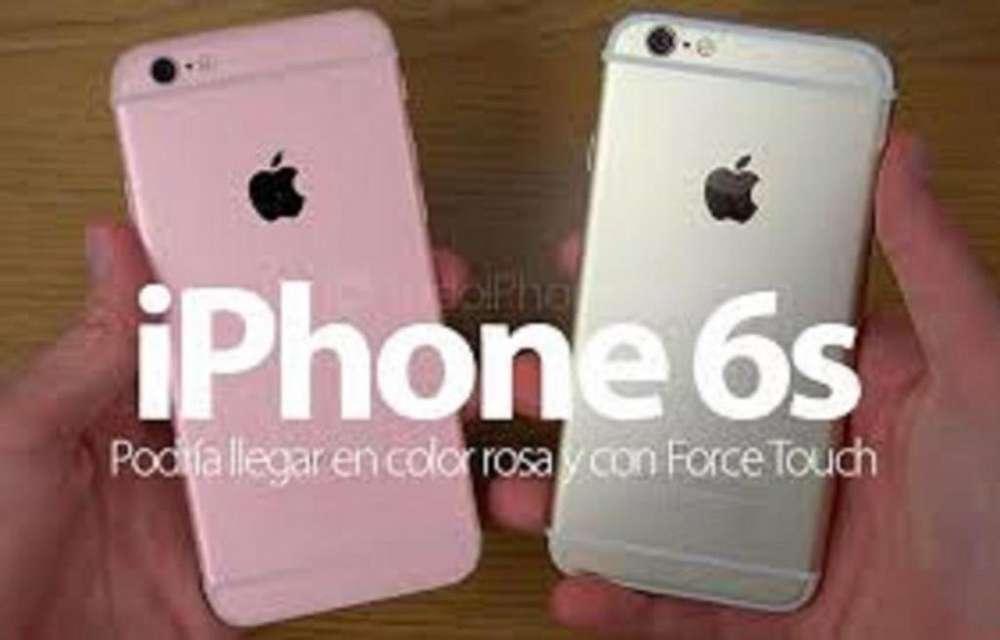 celular iphone 6s importado de usa miami nuevo en caja liberado color salmeon