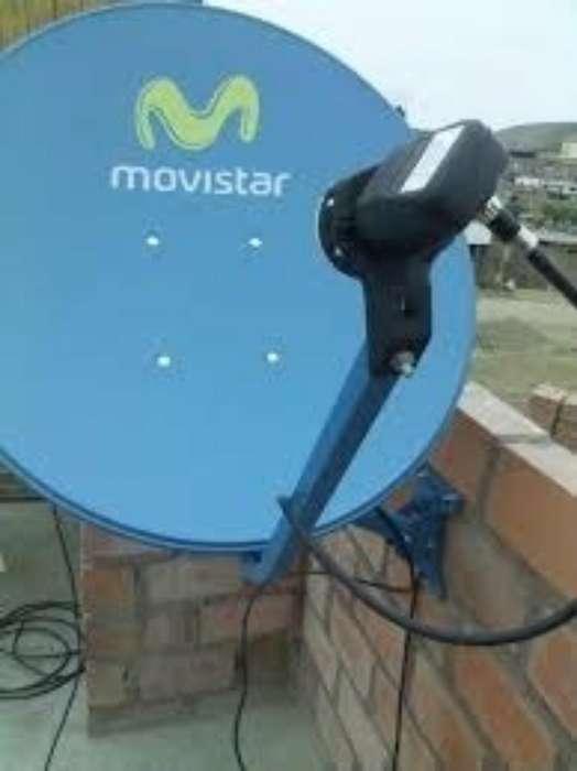 Instalamos Y Orientamos Tv Satelital