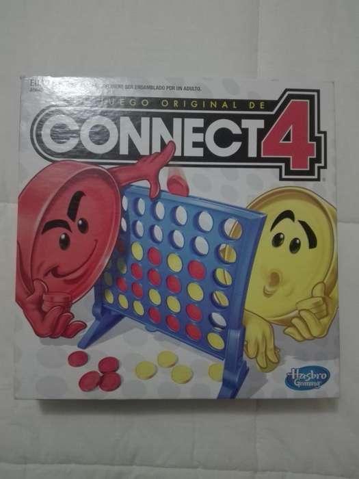 Juego Connect 4 Hasbro Nuevo super OFERTA