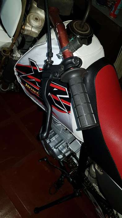 Vendo Xr 250 R 97