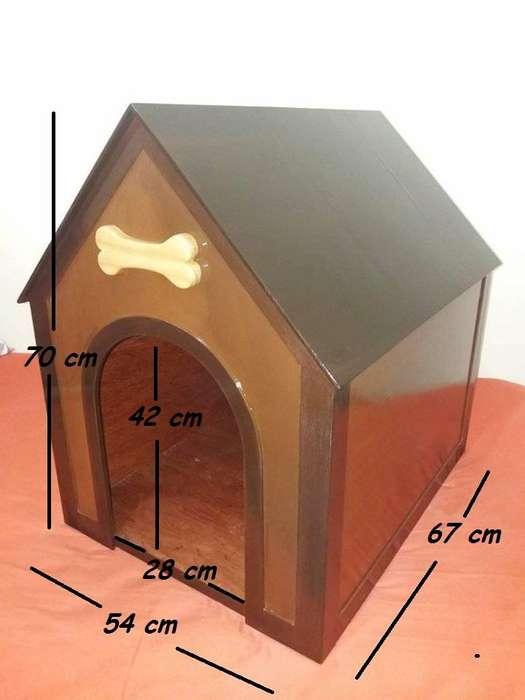 Casa para perro (mediana)