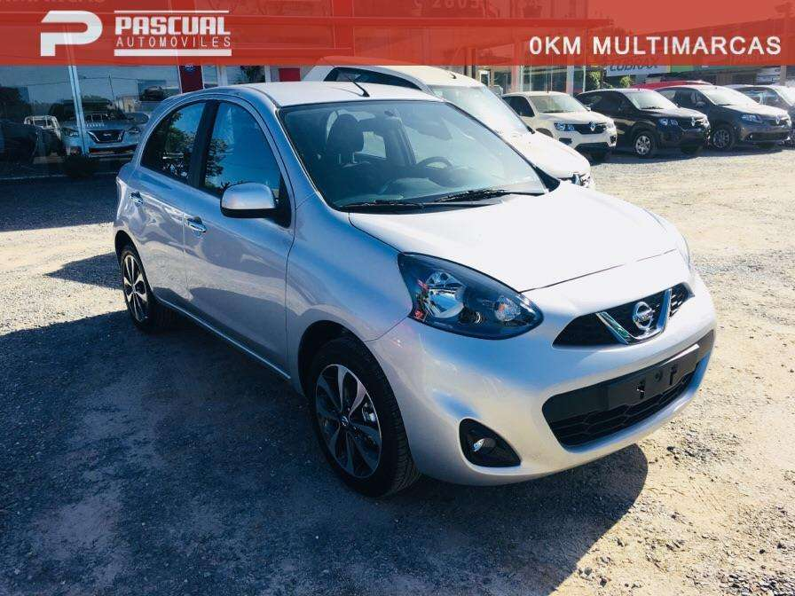 Nissan March 2019 - 0 km