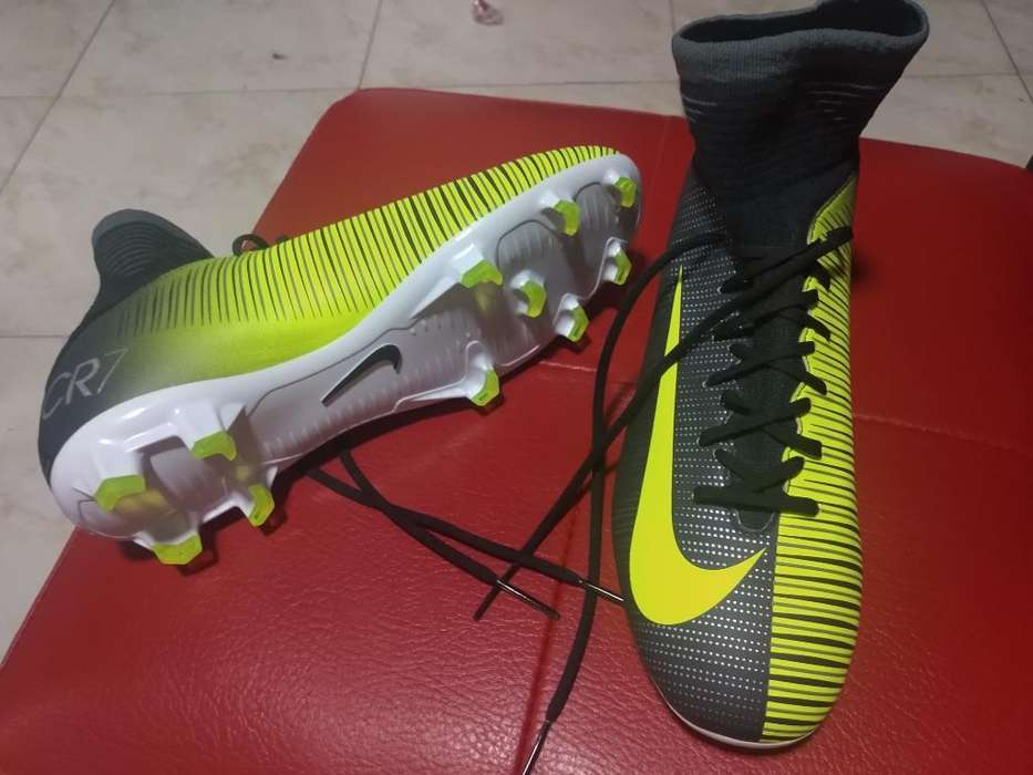 Guayos Nike Mercurial Superfly Cr7