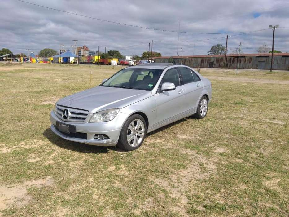 <strong>mercedes-benz</strong> Clase C 2008 - 140000 km