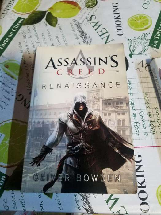 Libro Assassins Creed