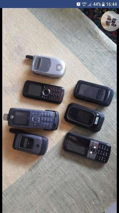 Radio/celular Nextel 500