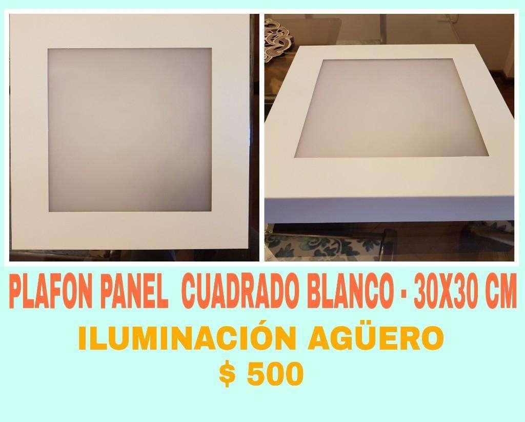 Iluminación Plafon Techo