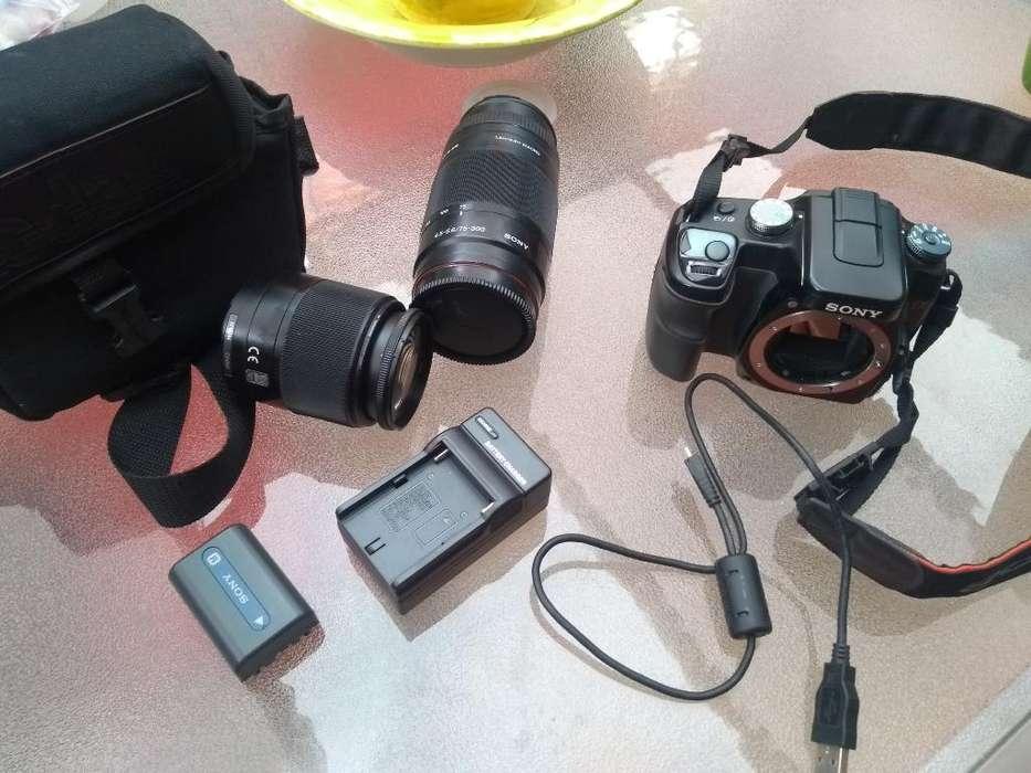 Cambio O Vendo Camara Sony con Estuche