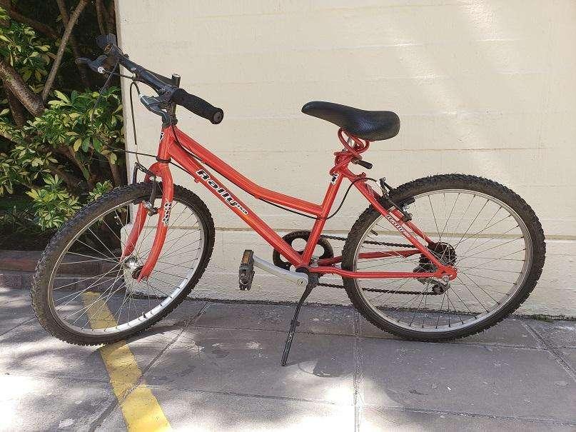 Bicicleta Mountan Bike Rodado 24 Muy Buen Estado