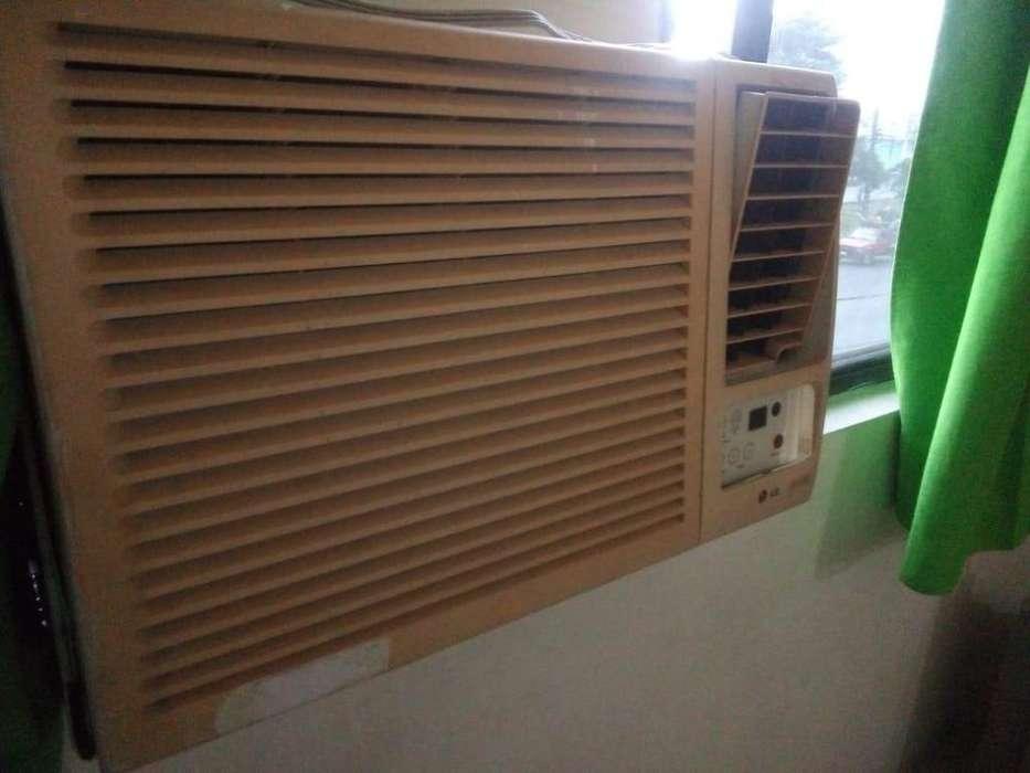 Aire acondicionado de pared marca Lg