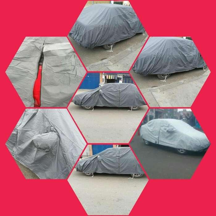Pijamas Protectora para carro Cobertor impermeable con base en algodón.Desde......