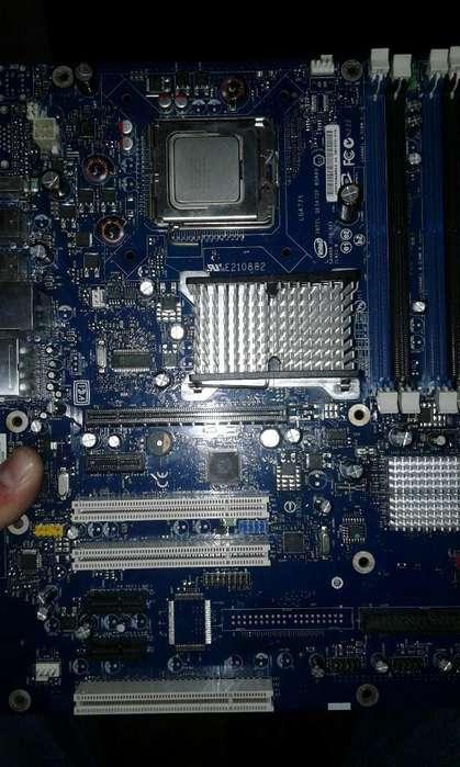 Placa Motherboard Desktop Boasrd Lga775