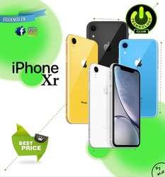 Xr Iphone Xr Apple colores A12 Bionic Celulares sellados Garantia 12 meses