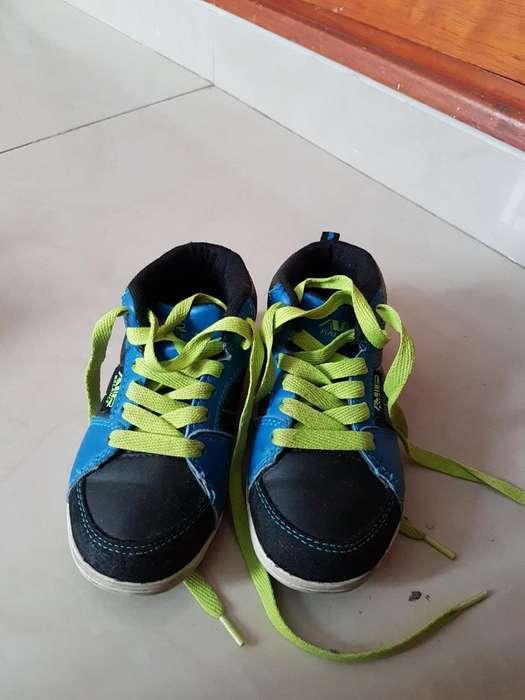 Zapatos Usados Niños Tlla 26 27 Américan