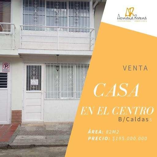 VENTA DE CASAS EN CALDAS URBANA POPAYAN 742-1336