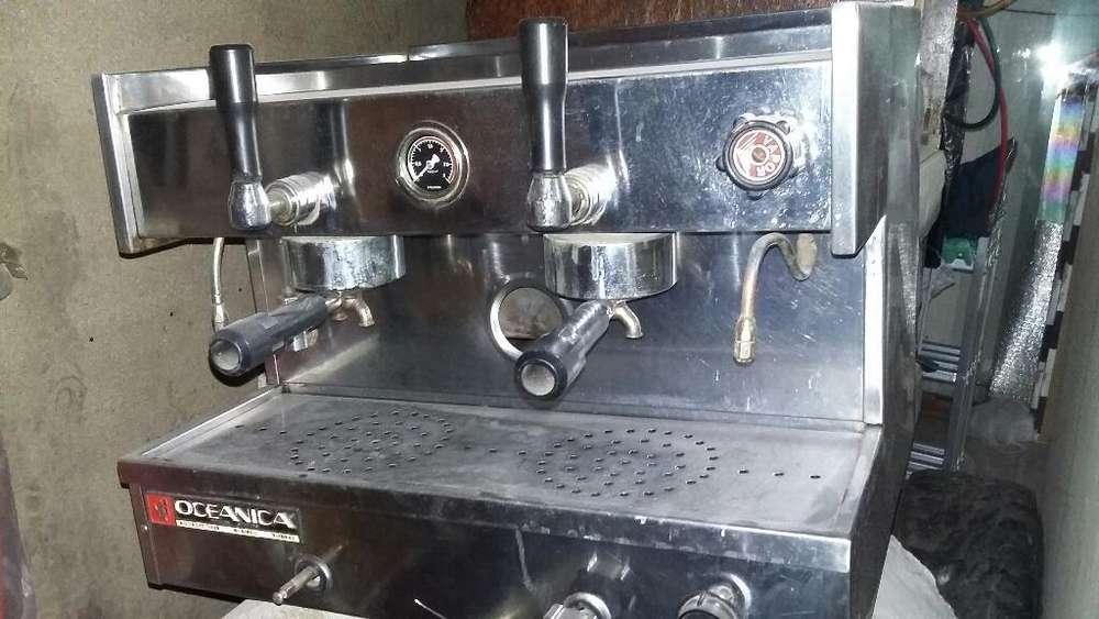 Maquina de Cafe Oceanica 2bocas