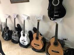 guitarras acusticas personalizadas punto de fabrica