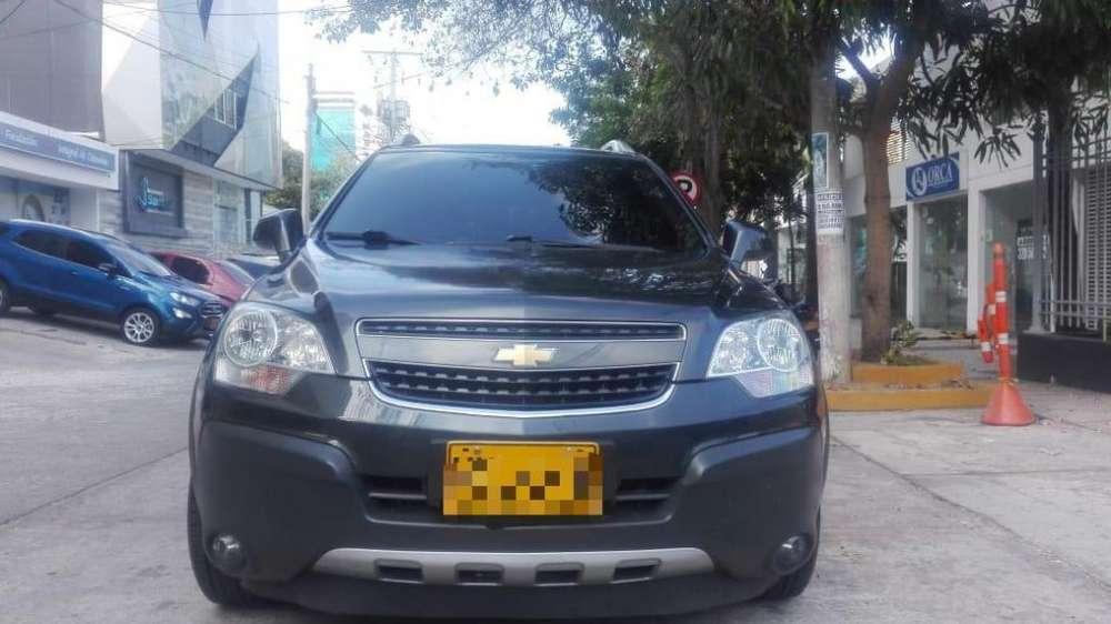 Chevrolet Captiva 2014 - 50000 km