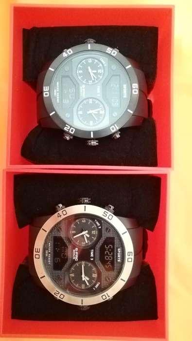 Hermosos Relojes para Dama Y Caballero