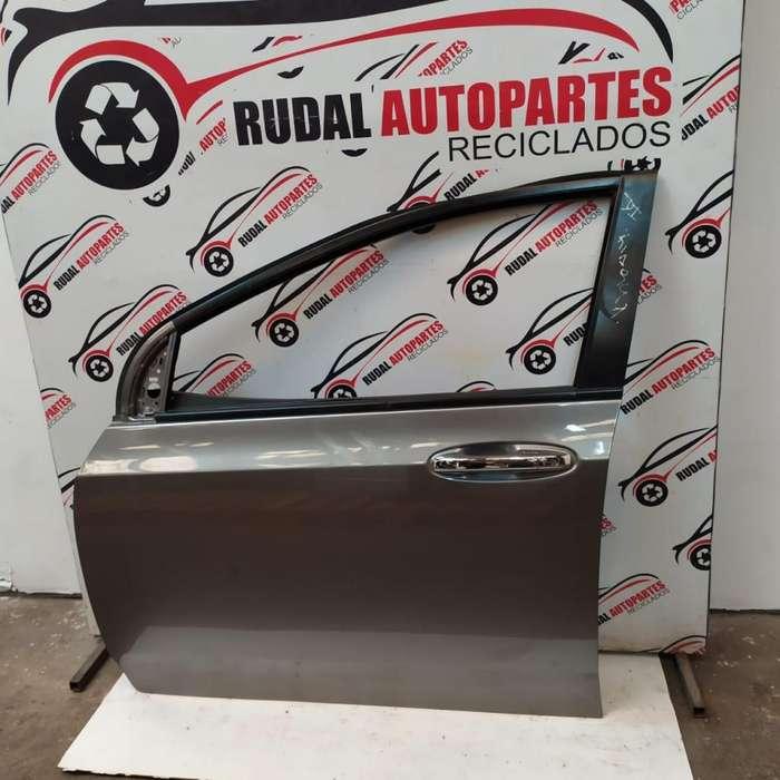 Puerta Delantera Izquierda Honda City 7600 Oblea:02512593
