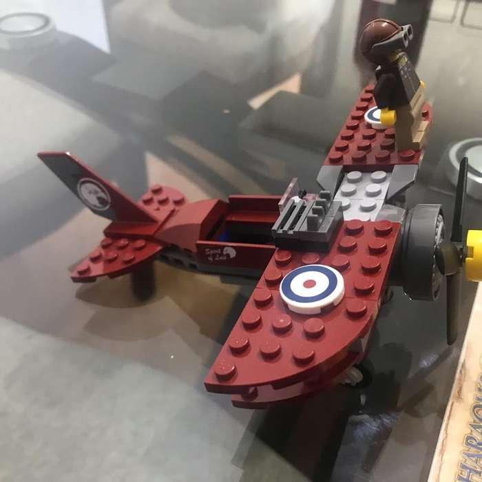 Vendo Lego con Manual, Fichas Completas