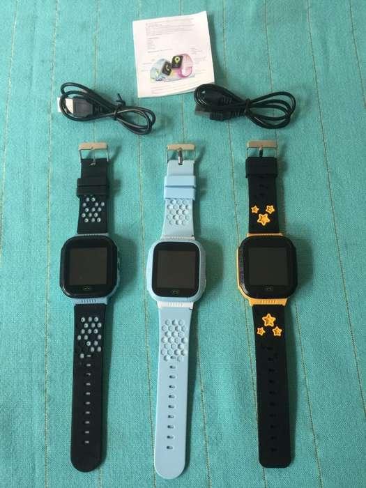 Vendo Reloj Gps para Niños