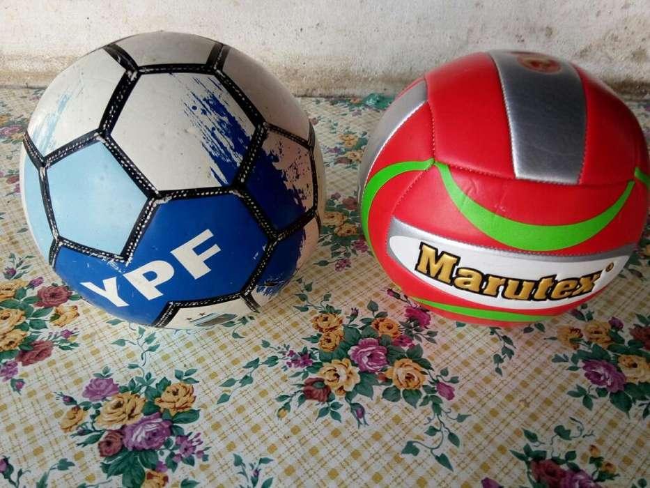 Pelota de Fútbol Y Voley