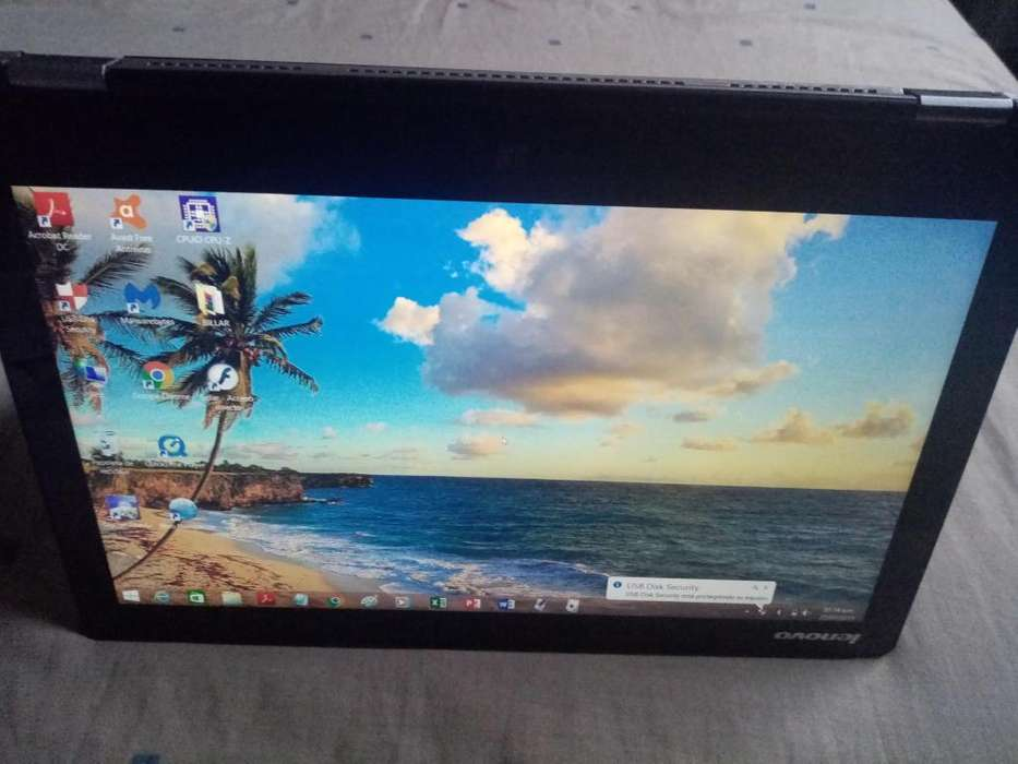 Lenovo Convertible YOGA 2 PRO Tactil - Core i5