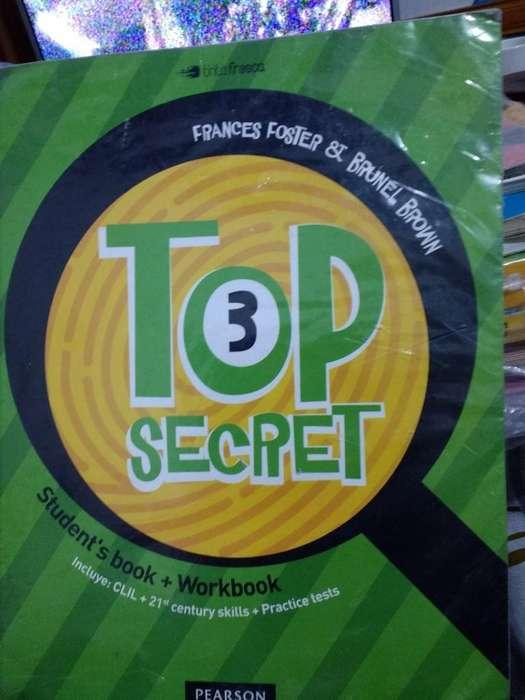 Top Secret 1, 2 Y 3
