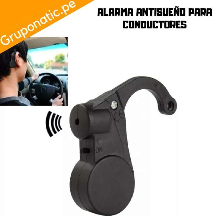 <strong>alarma</strong> Antisueño para conductores Gruponatic San Miguel Surquillo Independencia La Molina Whatsapp 941439370