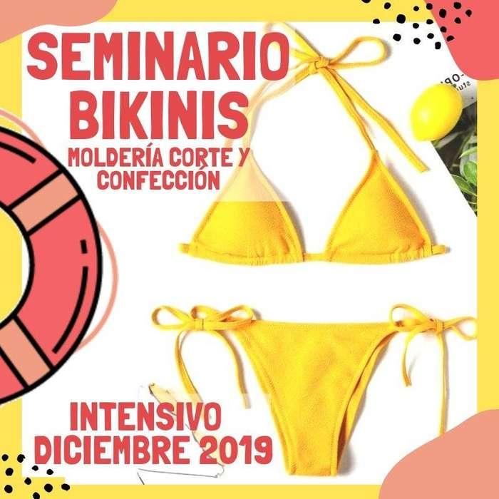 Curso Intensivo Seminario Bikinis Mar del Plata