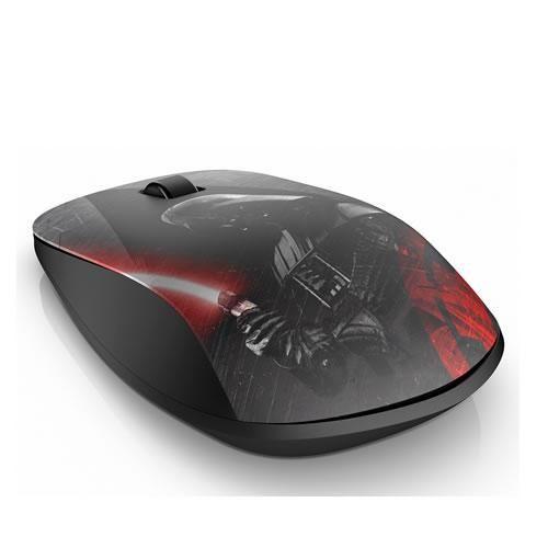Mouse Inalámbrico Hp Edición Especial Star Wars