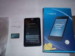 Tablet Marca Intel Kitkat / 2gb Ram / 8gb Interna /estuche envios gratis