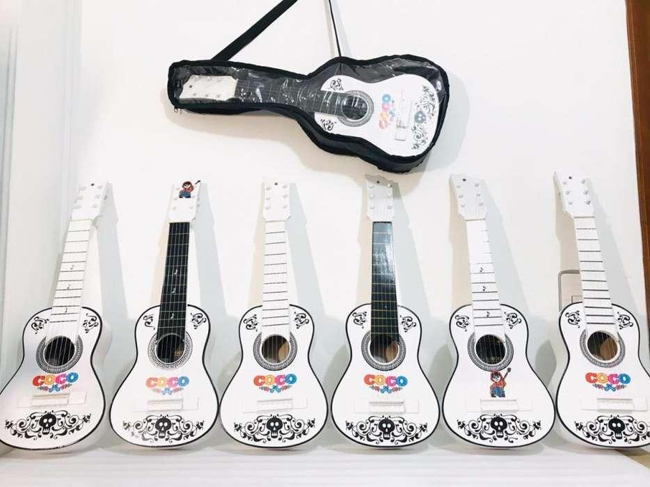 Guitarras Pelicula Coco