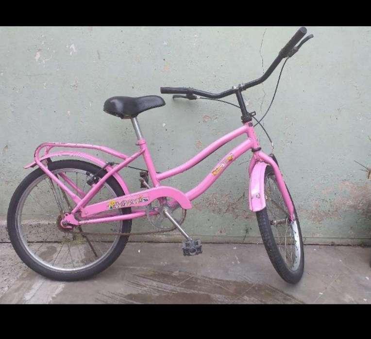 Vendo Bici Rodado 20 Precio Charlable
