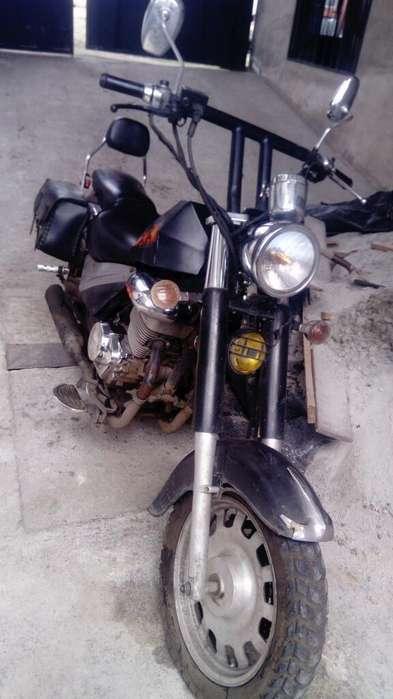 Moto Terminator 250 Fono. 098335684 Wasp