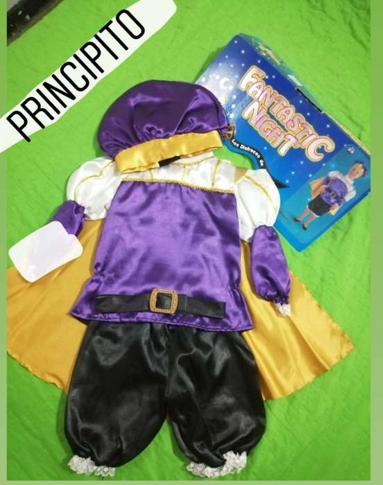 Disfraz Niño Principito Fantastic Night